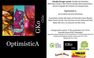 GKo Chile – OptimisticA