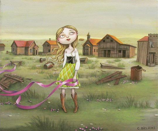 """""""Ghost Village"""""""